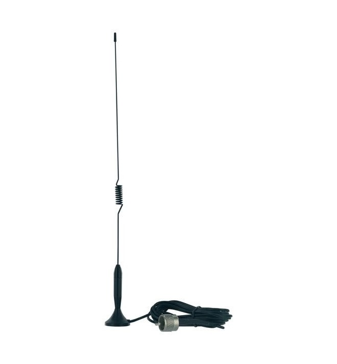 Antena magnetica CB Midland Ministar 27 350 mm
