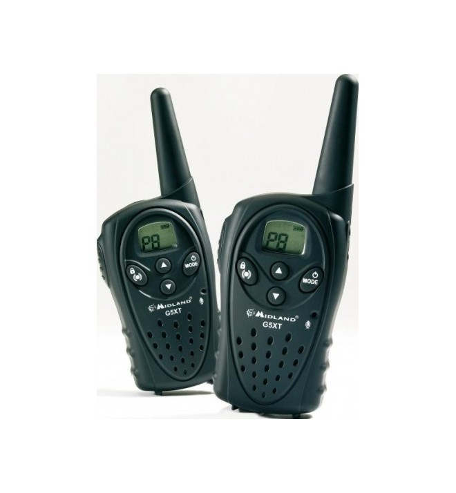 Walkie Talkie 5489 Walkie Talkie Midland G5 XT Valibox