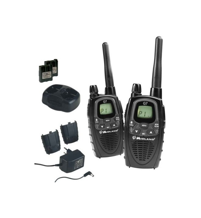 Walkie Talkie 5494 Walkie Talkie Midland G7 XTR Valibox