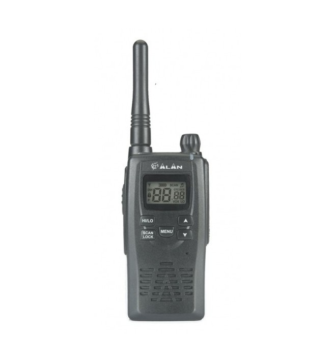 Walkie Talkie 5503 Statie radio UHF Midland Alan HP450