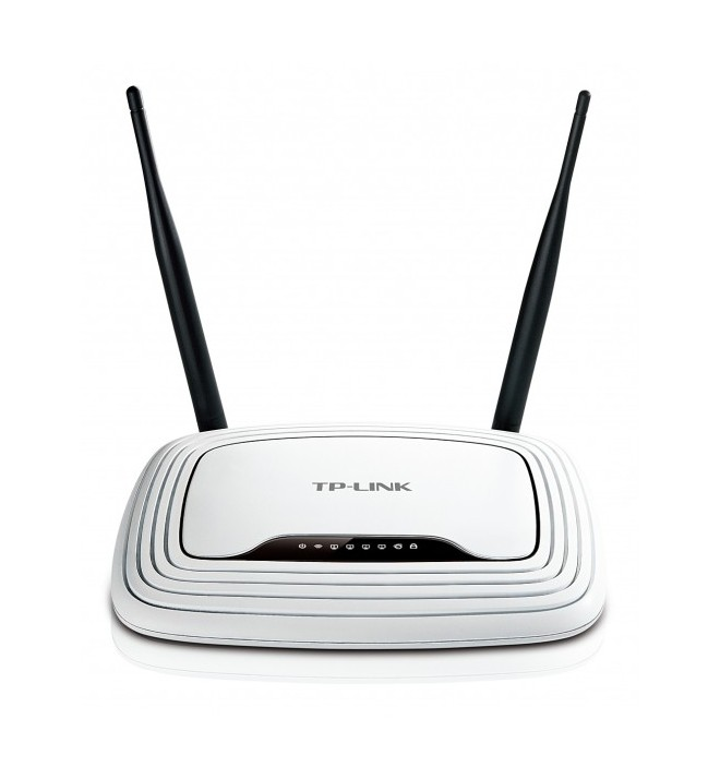 Routere 5824 Router Wireless 4 Porturi 300Mbps TL-WR841ND TP-LINK