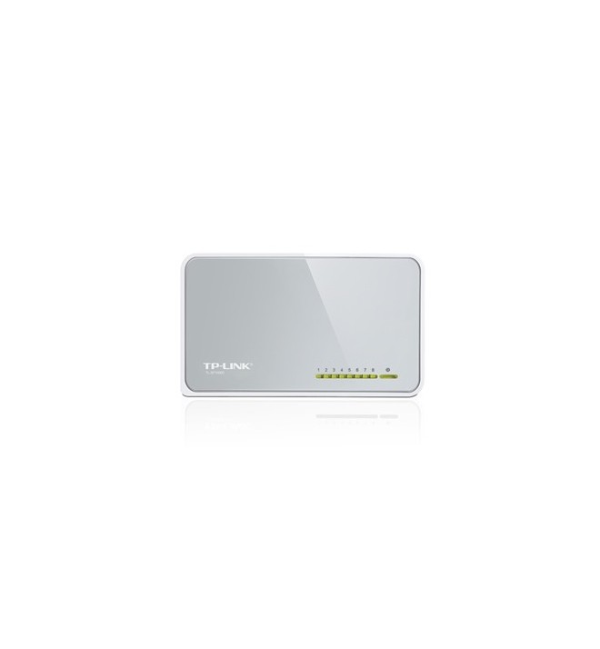 Switch 8 Porturi 10/100 TL-SF1008D TP-LINK
