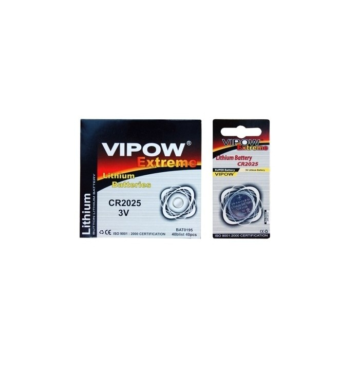 Baterie Vipow Extreme CR2025