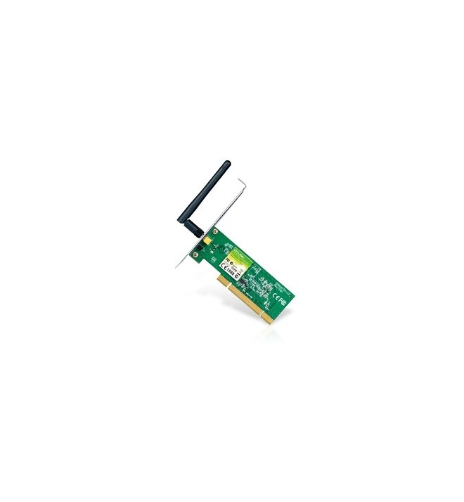Adaptoare wireless 5890 Placa Retea Wireless PCI 150Mbps TL-WN751ND TP-LINK