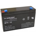 Acumulator stationar 6V 12Ah Sunlight